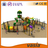 children outdoor play structure for park