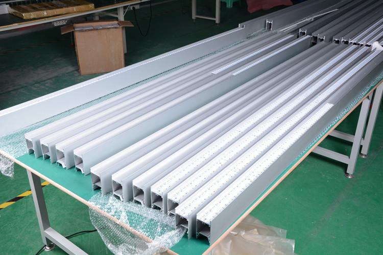 최고 품질 최근 압출 알루미늄 프로파일 주도 스트립 조명 바 ...