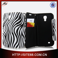 China Supplier Leather Filp Cover for Samsung Galaxy Case