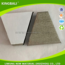 Customized Die Cutting EMI Shielding Conductive Foam Sheet with Adhesive Conductive foam