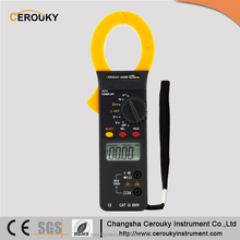 CR6056B Max 1000A AC DC current dc amp m266 clamp meter