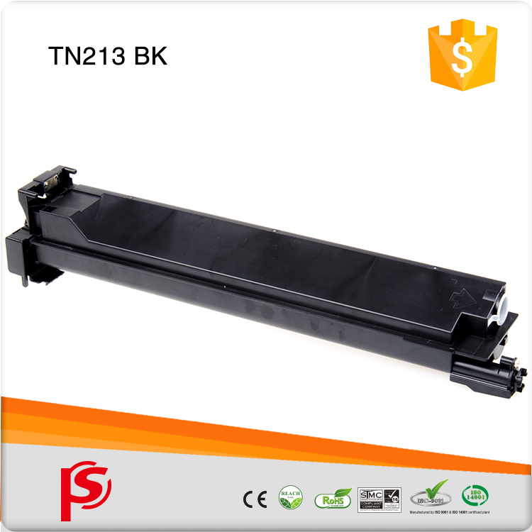 Premium quality compatible laser toner cartridge TN213BK for KONICA Minolta bizhub C203