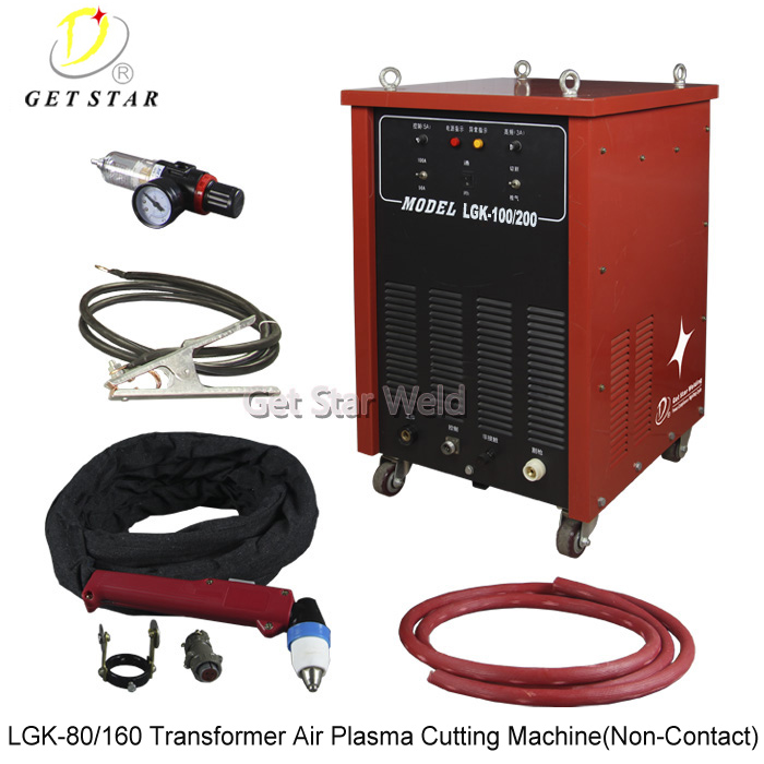 IGBT Inverter air plasma cutter 100A/LGK-100A,120A, 160A air plasma cutter