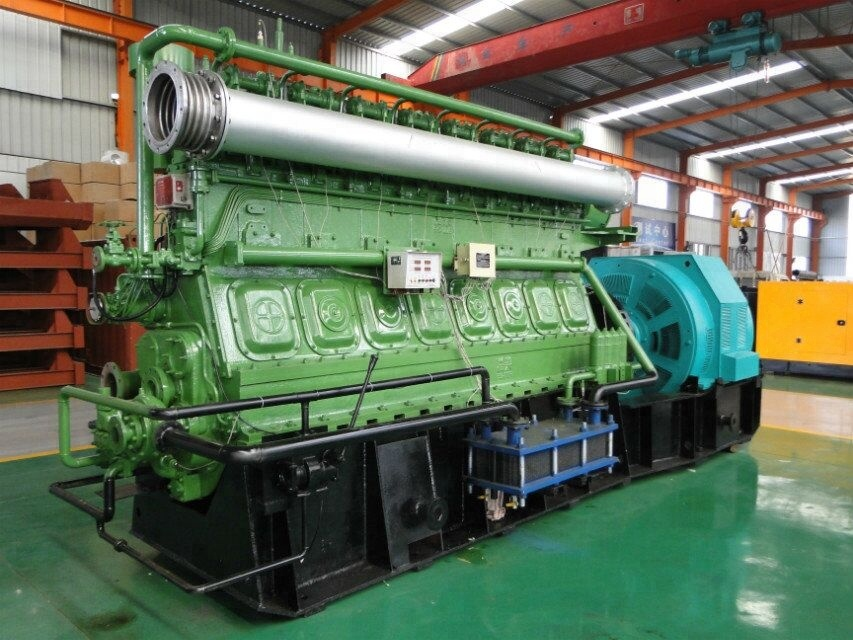 0.5mw  liquefied petroleum gas LPG electricity power generator