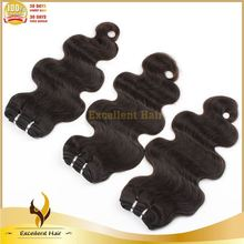 Factory wholesale 100% virgin unpprocessd indian remy hair pictures