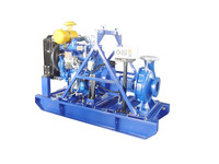 400M3/H Diesel electric motor water pump for sale