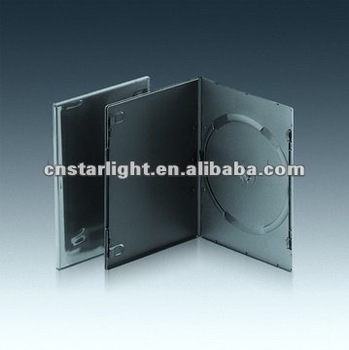 7mm Single Machine Packing DVD Case