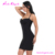 Slimming black dress tummy control ladies underwear body shaper women