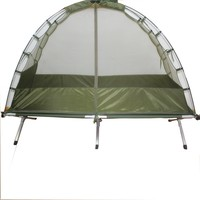 Military foldable mosquito net tent for 1 person