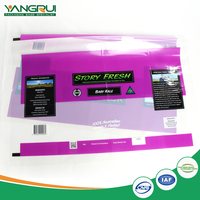 manufacturer 8 micron bopp film for packaging