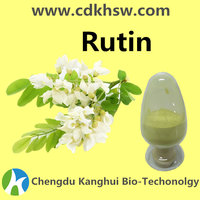 Trade Assurance Supplier Rutin Powder ( dab 10)
