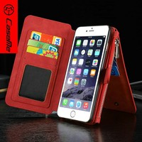 PU Leather Wallet Case For iPhone 6,For iPhone 6 Leather Case,For iPhone 6 Case Cover