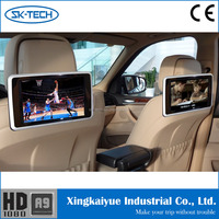 9 Inch Portable bracket Headrest car back entertainment system DVD Player Touch screen