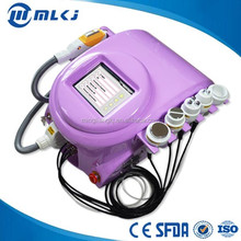 2013 Professional 6 in 1 multi-function cavitation+rf beauty device