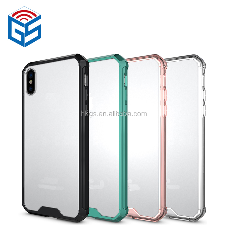 Shock Absorption Hybrid New Case For iPhone X <strong>10</strong> Ten <strong>Mobile</strong> Back Cover
