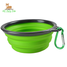 Food Grade Folding Silicone Pet Dog Bowl ,GpLMrC Promotional Gift Dog Bowl