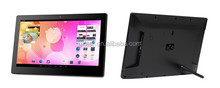 14 inch android wifi 3g quad core voice recording picture frame