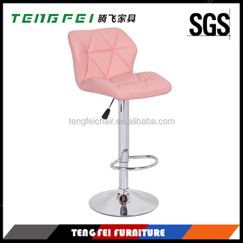 Used bar stool ,Certificated SGS 330 hight gas lift,385mm chroming base,360 degree swivel!