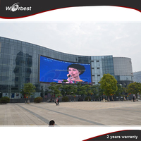 customized size new images hd led display screen hot xxx videos for big shopping mall