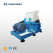 Biomass Wood Pallet Crusher Machine For Making Sawdust
