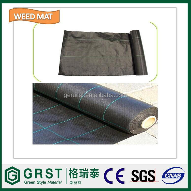 China supplier free sample supplier weed control mat for garden,greenhouse