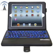 Wholesale, Bluetooth 3.0 Leather Case Keyboard for Pad 4