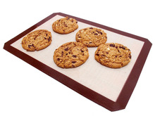 Reusable FDA Grade silicone, Non-Stick Silicone Baking Mat Set