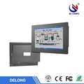 Fanless 15 inch high performance compact industrial panel pc for kiosk