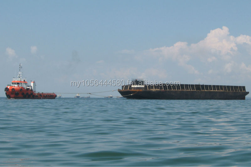 TUG & BARGE FOR TIME / VOYAGE CHARTER