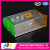 Full color printing sex toy box clear plastic lock box