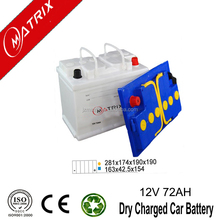 Good DIN66 12v 66ah europe car battery prices