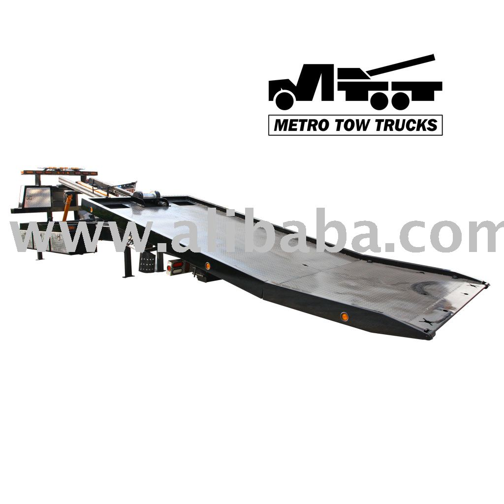Tow truck Flat bed Carrier