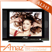 best price 15inch Low Price Crt Color Tv/small-size crt color tv