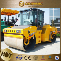 Double Drum 13ton Weight Road Roller Cheap Price XCMG XD131