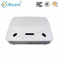 iBoard Ultra Short Throw Laser Projector 3600 Lumenes, support 3D DLP