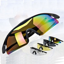 Fishing Goggles Outdoor Sports Driving Eyeglass Night Vision Eyewear UV Sunglass for Sports Fishing Hiking