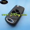 Toyota 2007 style Camry flip remote key shell toyota remote 3 buttons case