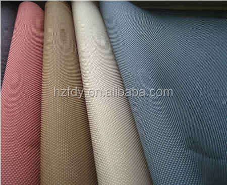 cordura oxford fabric for tent and hand bags