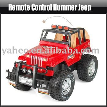 Remote Control Hummer Jeep,YHA-HE014
