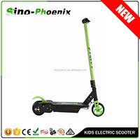Green 120W mini electric scooter for kids ( PN-ES8011 )
