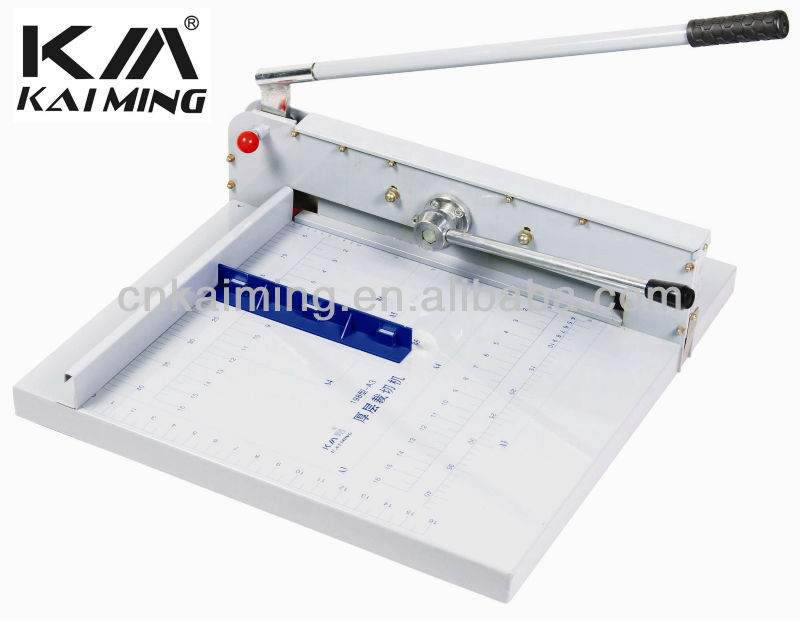 KM heavy duty a4 paper cutting machine