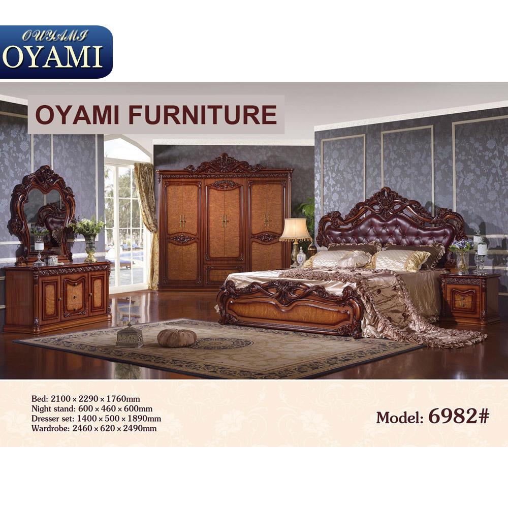 Trendy nouvelle conception meilleurs fabricants en chine - Comment decorer une chambre au style baroque ...