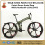 "26"" Factory Direct sale Alloy opc wheel Folding bike(FP-FB16001)"