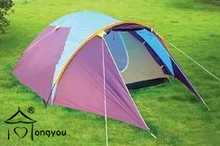 largest pink huge camping tent available