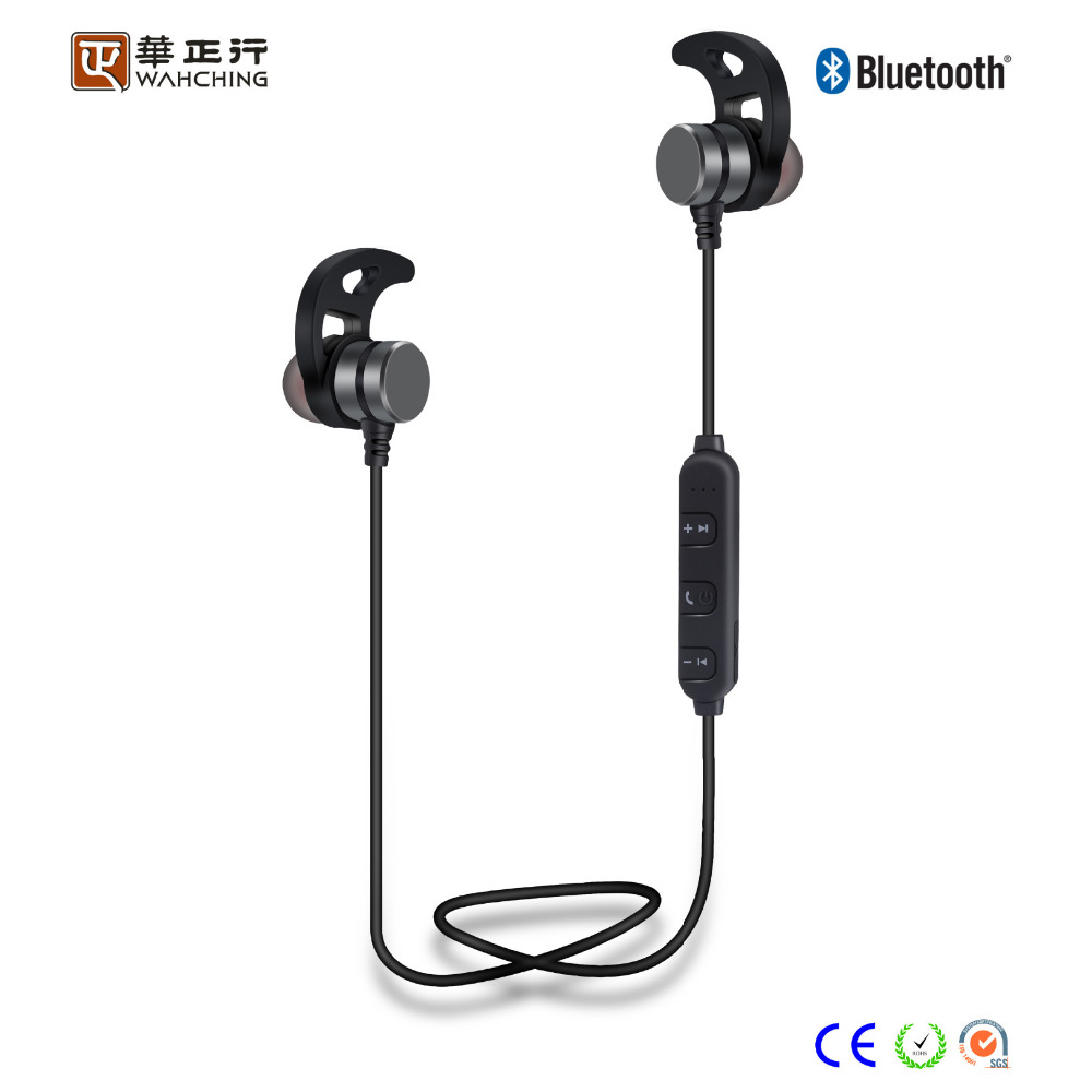 Hot Sales CSR8635 Sport Bluetooth Neckband Earphone Wireless