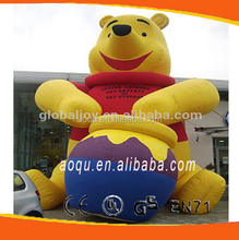 customized inflatable model/gaint inflatable cartoon character/advertising inflatables