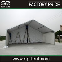 water proof fireproof car tent shelter in all size