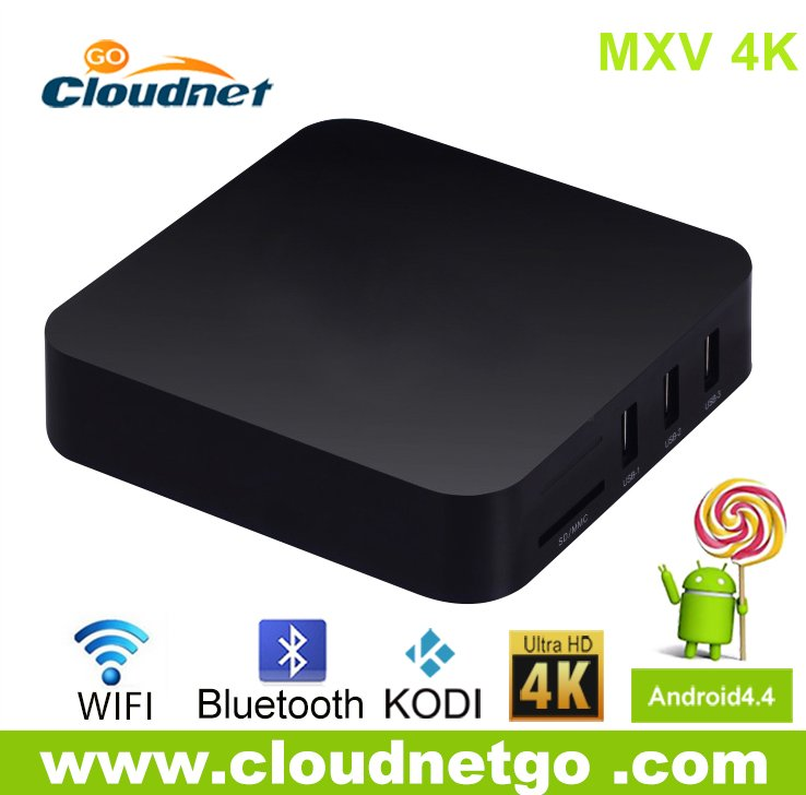 RK3229 Ultra Quad - Core 1GB DDR3 Memory Flash 8GB iptv box with XBMC player / Kodi