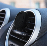 Universal Air Vent Magnetic mobile phone Car Mount Holder for Cell Phones and Mini Tablets