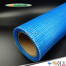 145g 5*5mm white color China alkali resistant fiberglass mesh reinforcement concrete fiberglass